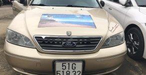 Bán Ford Mondeo sản xuất 2004, màu vàng, chính chủ giá 2 tỷ 50 tr tại Tp.HCM