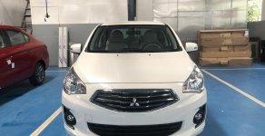 Bán ô tô Mitsubishi Attrage sản xuất 2019, màu trắng, xe nhập, 375 triệu giá 375 triệu tại Quảng Nam