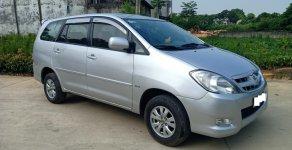 Bán ô tô Toyota Innova G đời 2008, màu bạc giá 208 triệu tại Phú Thọ
