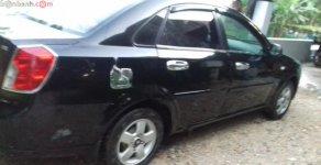 Cần bán xe cũ Daewoo Lacetti 2009, màu đen giá 185 triệu tại Nam Định
