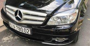 Cần bán lại xe Mercedes-Benz C230 SX 2009, màu đen ít sử dụng, giá tốt 480 triệu đồng giá 480 triệu tại Tp.HCM