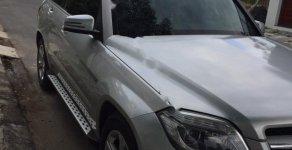 Bán Mercedes GLK 250 4Matic đời 2014, màu bạc giá 1 tỷ 150 tr tại Tp.HCM