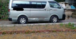 Cần bán Toyota Hiace năm sản xuất 2010, màu bạc, giá 360tr giá 360 triệu tại Hà Tĩnh