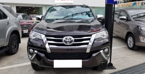 Cần bán xe Toyota Fortuner 2.7V 4X2 AT 2017, màu nâu, nhập khẩu nguyên chiếc giá 1 tỷ 80 tr tại Tp.HCM