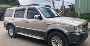 Bán Ford Everest số sàn 2007, máy dầu, nâu xám titan tuyệt đẹp giá 296 triệu tại Tp.HCM