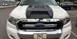 Bán Ford Ranger XLT sản xuất 2015, form 2016, màu trắng, nhập khẩu giá 585 triệu tại Hà Nội