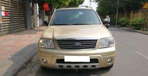 Cần bán Ford Escape 2007, 3.0L số tự động, màu vàng cát giá 197 triệu tại Tp.HCM