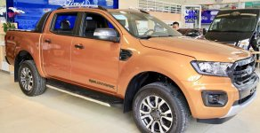 Cần bán Ford Ranger 2019 Wildtrak với chính sách ưu đãi đến 55 triệu, xe có đủ màu trong kho sẵn sàng giao ngay giá 918 triệu tại Tp.HCM