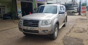 Cần bán xe Ford Everest đời 2009, màu bạc mới 95% giá tốt 383 triệu đồng giá 383 triệu tại Lâm Đồng