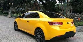 Bán Kia Forte đời 2010, màu vàng, nhập khẩu giá cạnh tranh giá 410 triệu tại Thái Nguyên