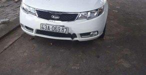 Bán Kia Forte sản xuất năm 2013, màu trắng xe gia đình giá 400 triệu tại Đà Nẵng