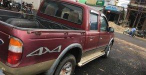 Bán Ford Ranger 2002, màu đỏ, nhập khẩu nguyên chiếc, còn mới giá cạnh tranh giá 152 triệu tại Lâm Đồng
