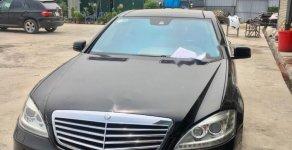 Bán xe Mercedes S500 đời 2011, màu đen, nhập khẩu nguyên chiếc chính chủ giá 1 tỷ 390 tr tại Hà Nội