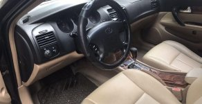 Cần bán Daewoo Magnus đời 2004, màu đen, xe nhập giá 130 triệu tại Hà Nội