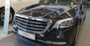 Cần bán Mercedes S450 sản xuất năm 2018, màu đen giá 3 tỷ 170 tr tại Tp.HCM