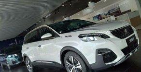 Bán xe Peugeot 5008 sản xuất 2019, màu trắng, xe nhập giá 1 tỷ 399 tr tại Thanh Hóa