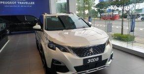 Bán xe Peugeot 3008 1.6 AT năm 2019, màu trắng giá 1 tỷ 149 tr tại Tp.HCM