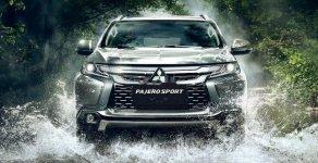 Cần bán Mitsubishi Outlander năm 2019, màu xám, nhập khẩu giá 808 triệu tại Tp.HCM