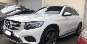 Bán GLC250 SX 2016 màu trắng, nội thất nâu, xe đẹp đi đúng 35.000km, bao kiểm tra tại hãng giá 1 tỷ 585 tr tại Tp.HCM