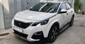 Cần bán xe Peugeot 3008 sản xuất 2018 màu trắng giá 1 tỷ 145 tr tại Tp.HCM