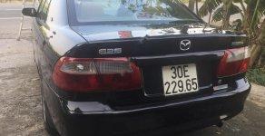 Xe cũ Mazda 626 1.6 sản xuất năm 2004, màu đen, nhập khẩu   giá 165 triệu tại Hà Nội