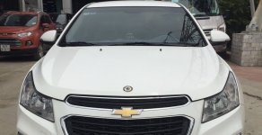 Cần bán xe Chevrolet Cruze 2016, màu trắng, có hỗ trợ trả góp giá 425 triệu tại Tp.HCM