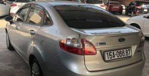 Cần bán xe Ford Fiesta sản xuất năm 2012, màu bạc giá 310 triệu tại Hải Phòng