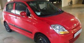 Gia đình bán Chevrolet Spark Van đời 2012, màu đỏ giá 132 triệu tại Đà Nẵng