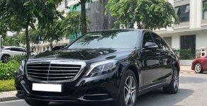 Cần bán xe Mercedes S class 2015, màu đen, nội thất kem giá 2 tỷ 650 tr tại Hà Nội