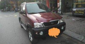 Bán xe Daihatsu Terios MT năm sản xuất 2004 giá cạnh tranh giá 160 triệu tại Hà Nội