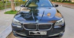 ManyCar bán BMW 520i sản xuất 2012 màu đen - kem giá 915 triệu tại Hà Nội