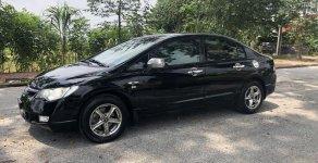 Cần bán xe Honda Civic đời 2008, màu đen, nhập khẩu mới chạy 100000km giá 295 triệu tại Nghệ An