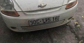 Cần bán Chevrolet Spark sản xuất 2009, màu trắng giá 82 triệu tại Bắc Ninh