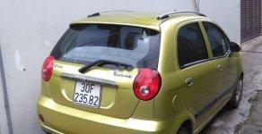 Bán Chevrolet Spark 2010, màu vàng số sàn giá 120 triệu tại Hà Nội
