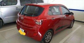 Bán Hyundai Grand i10 2014, màu đỏ, xe nhập giá 320 triệu tại Tp.HCM