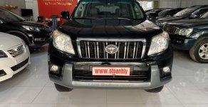 Cần bán xe Toyota Prado TXL sản xuất năm 2009, màu đen, nhập khẩu nguyên chiếc giá 1 tỷ 70 tr tại Phú Thọ