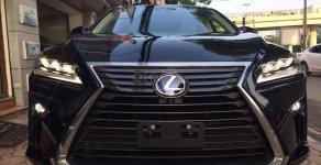 Bán Lexus RX RX450H 2019, màu đen, HCM, giao xe ngay toàn quốc giá 4 tỷ 850 tr tại Tp.HCM