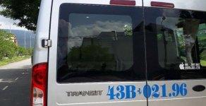 Bán Ford Transit sản xuất năm 2015, màu bạc giá 475 triệu tại Đà Nẵng