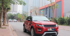 Cần bán LandRover Evoque Dynamic sản xuất năm 2012, màu đỏ, xe nhập giá 1 tỷ 430 tr tại Hà Nội