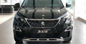 Bán xe Peugeot 3008 đời 2019, màu đen giá 1 tỷ 149 tr tại Tp.HCM