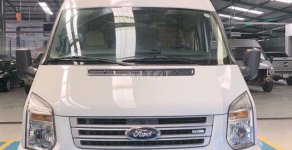 Bán Ford Transit sản xuất năm 2015, màu trắng giá 495 triệu tại Lâm Đồng