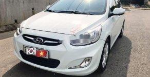Bán Hyundai Accent đời 2014, màu trắng, giá chỉ 405 triệu giá 405 triệu tại Thái Nguyên