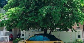 Cần bán lại xe Volkswagen Beetle đời 2004, màu vàng, nhập khẩu giá 370 triệu tại Đà Nẵng