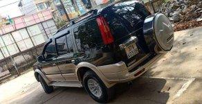 Bán Ford Everest 2005, màu đen, số sàn, giá tốt giá 255 triệu tại Nghệ An