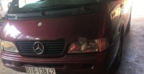Bán Mercedes MB100 đời 2002, màu đỏ, nhập khẩu, 135 triệu giá 135 triệu tại Tp.HCM