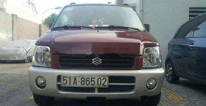 Bán Suzuki Wagon R sản xuất 2001, màu đỏ xe gia đình giá 119 triệu tại Tp.HCM