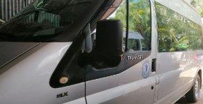 Cần bán Ford Transit Luxury đời 2014, màu bạc xe gia đình  giá 420 triệu tại Kiên Giang