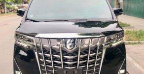 Bán ô tô Toyota Alphard năm sản xuất 2019, màu đen, xe nhập giá 4 tỷ 38 tr tại Hà Nội
