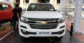 Bán Chevrolet Colorado đời 2019, màu trắng, nhập khẩu nguyên chiếc giá 621 triệu tại Hà Nội