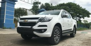 Bán Chevrolet Colorado đời 2019, màu trắng, nhập khẩu giá 739 triệu tại Hà Nội